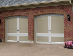 Clopay Coachman Garage Door Design 31 with Arch