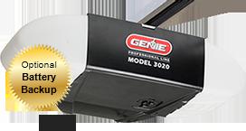 3020 DC Belt or Chain Drive Wi-Fi Garage Door Opener