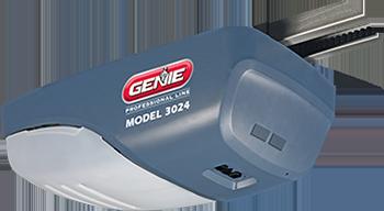 3024 140V DC Belt or Chain Drive Garage Door Opener